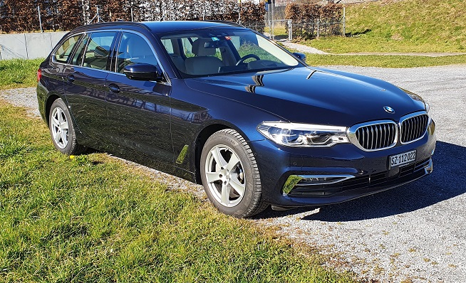 BMW 530i xDrive Luxury Line
